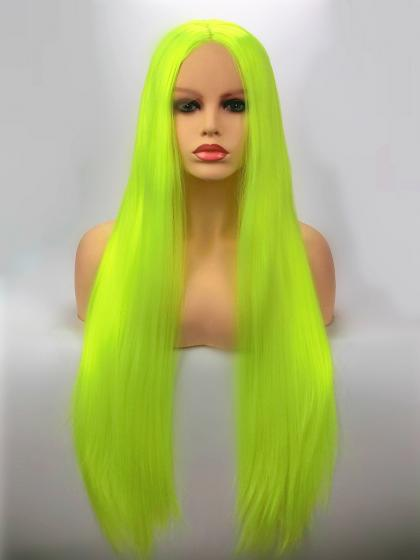 Lace Front Wigs Yellow